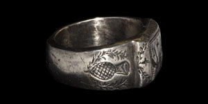 Post Medieval Military Signet Ring