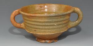 Medieval Posset Pot