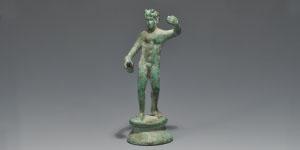 Roman Dionysus Figurine