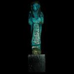 Egypt - Inscribed Overseer Shabtis Figurine