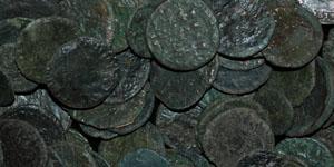 Roman Empire - 200 Late Bronzes