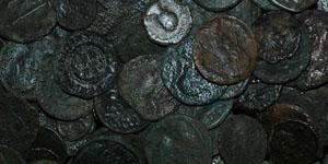Roman Empire - 120 Late Bronzes