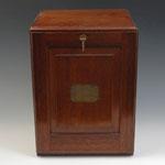 Coin Cabinet - Mahogany