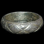 English Medieval - Silver Gilt Finger Ring