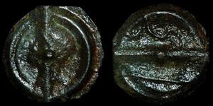 British Celtic - Cast Potin - Thurrock Type