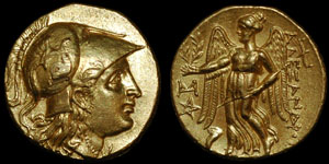 Greece - Macedonia - Alexander III - Gold Stater