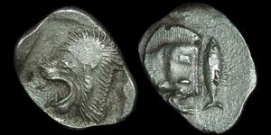 Greece - Mysia - Kyzikos - Trihemiobol