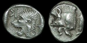 Greece  - Mysia - Kyzikos - Hemiobol