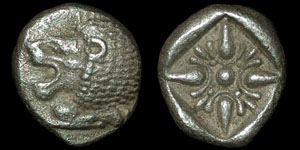 Greece - Ionia - Miletos - Twelfth Stater