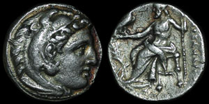 Greece - Macedonia - Alexander III - Drachm