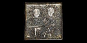 Ponderal bizantino - ss. VI-VIII 4100-s
