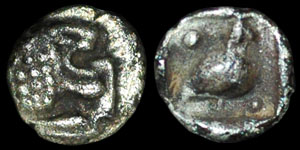 Greece - Ionia - Miletos - Autonomous Coinage - 1/96th Stater
