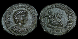 Roman Imperial - Hanniballianus - Bronze - AE4