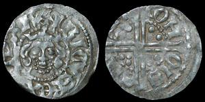 English Medieval - Edward I - First Issue - Bury St Edmunds - Ion