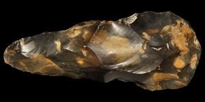British Mesolithic Handaxe