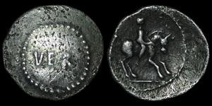 British Celtic - Catuvellauni - Tasciovanus - Unit