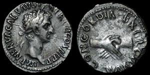 Roman Empire - Nerva - Denarius