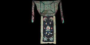 Chinese Clothing Panel