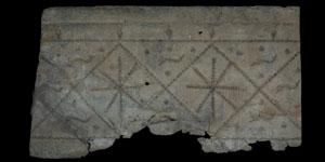Roman - Lead Coffin Plate.