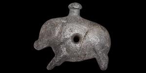 Indian Boar Pendant