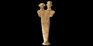 Western Asiatic Syro-Hittite Fertility Goddess