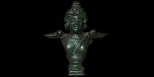 Roman - Bronze Bust - Winged Victory