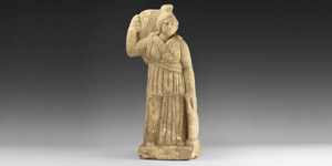 Roman Minerva Statue