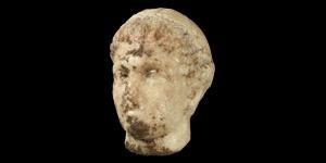 Roman Head of Youth