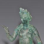 Roman - Important Statuette - Aphrodite