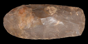 Stone Age Neolithic Knapped Axehead