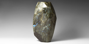 Natural History - Large Polished Labradorite Sculpture