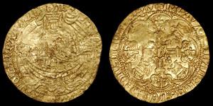 Henry V - Gold Noble