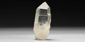 Natural History - Hot Springs Natural Quartz Crystal