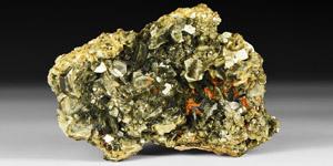 Natural History - Muscovite Mica Mineral Specimen