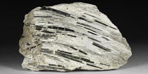 Natural History - Large Actinolite Mineral Specimen