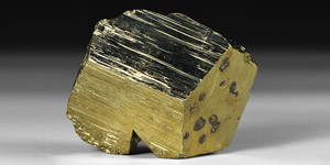 Natural History - Pyrite Mineral Specimen