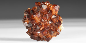 Natural History - Citrine Mineral Specimen