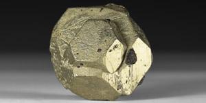 Natural History - Pyrite Mineral Specimen