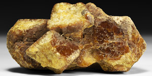 Natural History - Very Large Grossular Garnet