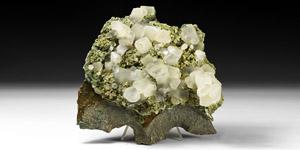 Natural History - Calcite Mineral Specimen