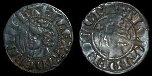 Tutbury 1831 Hoard - Alexander III (2)