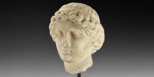 Roman Head of Apollo