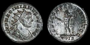 Roman Empire - Maximianus - Jupiter Antoninianus