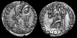Roman Empire - Arcadius - Siliqua