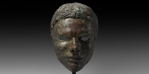 Roman Sports Mask of an Numidian Prince
