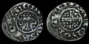 Henry III - Short Cross Penny - London, Ilger