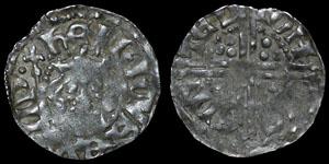 Edward I - First Coinage Penny - Bury St Edmunds, Ion