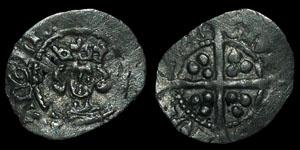 Henry IV - Heavy Coinage Halfpenny - London
