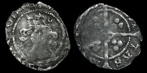 Henry IV - Light Coinage Penny - York