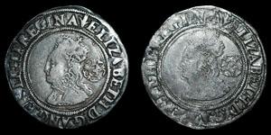 Elizabeth I - Third/Fourth Issue Sixpences (2) - 1563/2